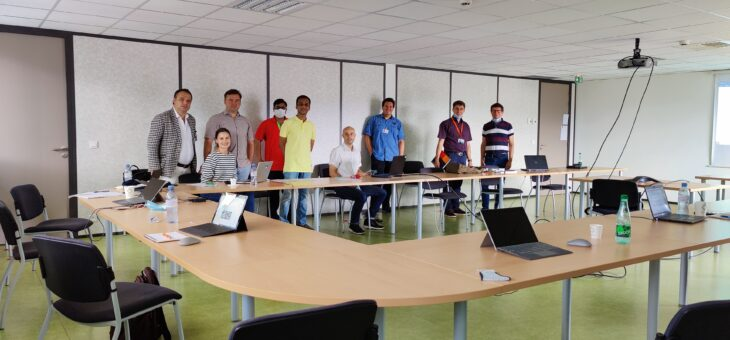 CEA Workshop in Chambery, France